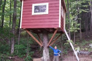 Tree house kits - Jungle Gyms Canada