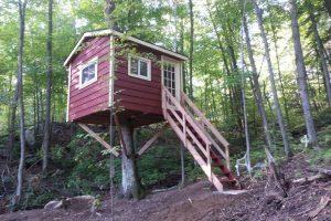 Tree House kit - Jungle Gyms Canada