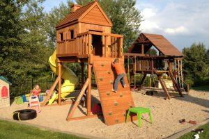 Custom Fantasy Treehouse
