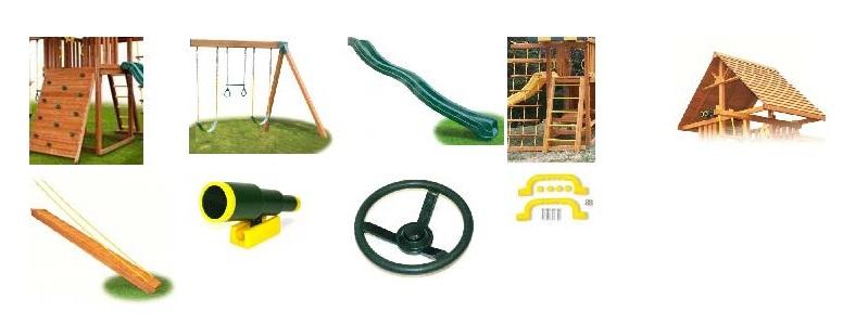 Base Model Accessories