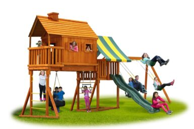 treehouse,swingset, playground,backyard fun, family time, kids, children