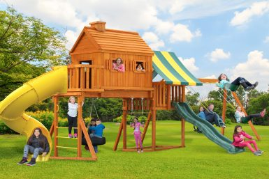 Swing set,playgrounds set,backyard play, slide, swings