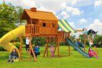 Swing Set/slides/full for the family/swings/tire swing