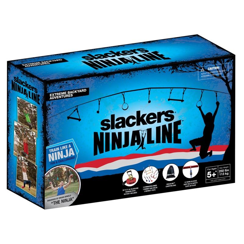 Ninjaline 36' Intro Kit