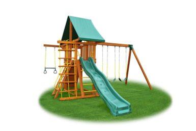 Dreamscape swing set 4