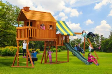 Standard Fantasy Tree House